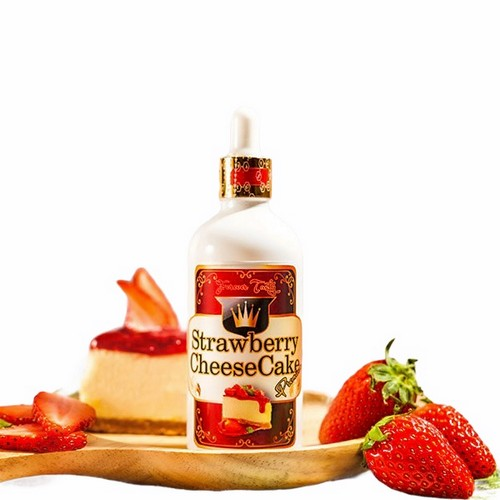 Strawberry Cheese Cake 100 ml by MD