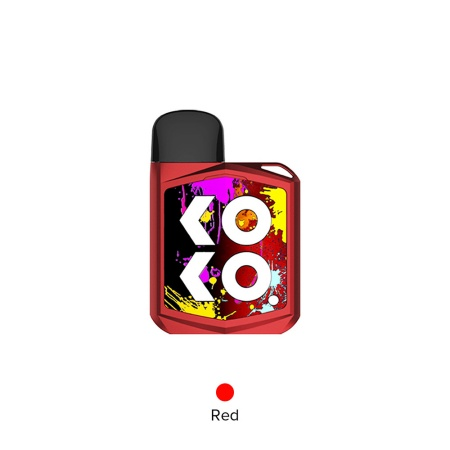 Uwell Caliburn KOKO Prime Pod Kit 690mAh(Red)