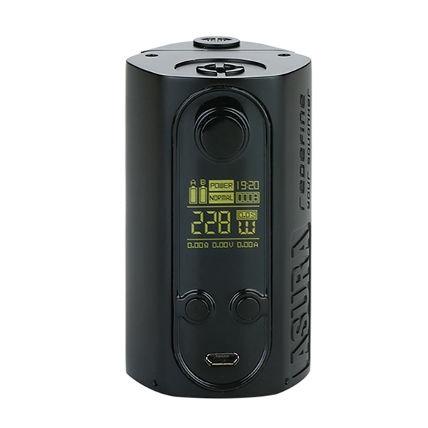 Hugo Vapor Asura 2-in-1 228W Squonker Box