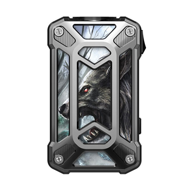 Mechman 228W Mod Steel case wolf